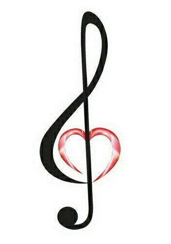 For The Love Of Music 3 Imagens Musicais Simbolos Musicais
