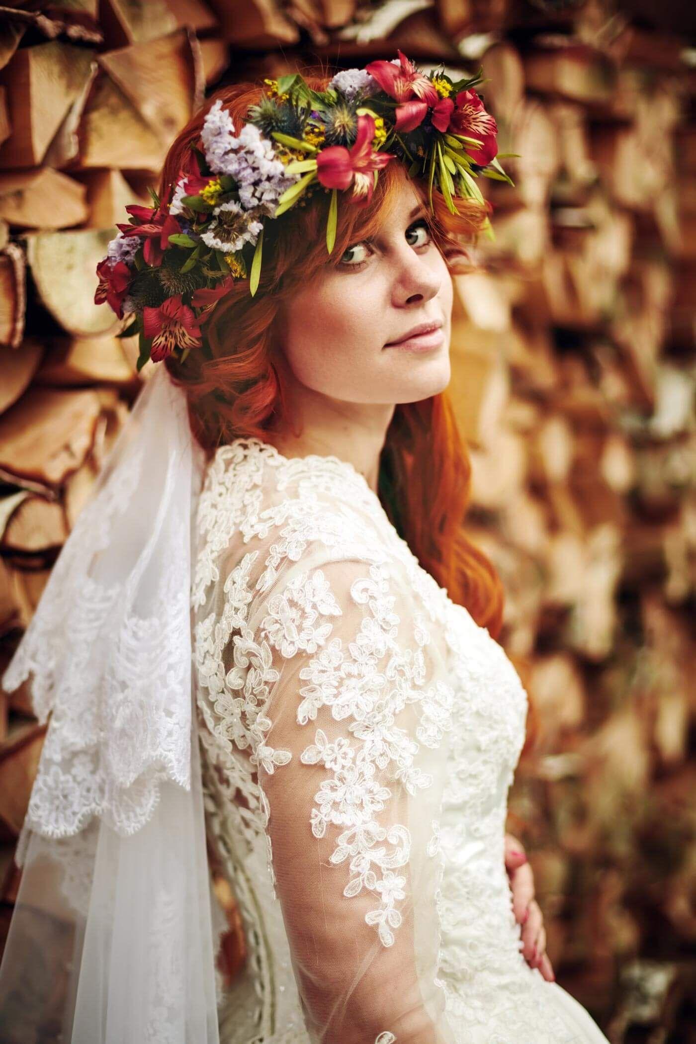 Brautfrisur selber machen  Große Bildergalerie  Brautfrisur