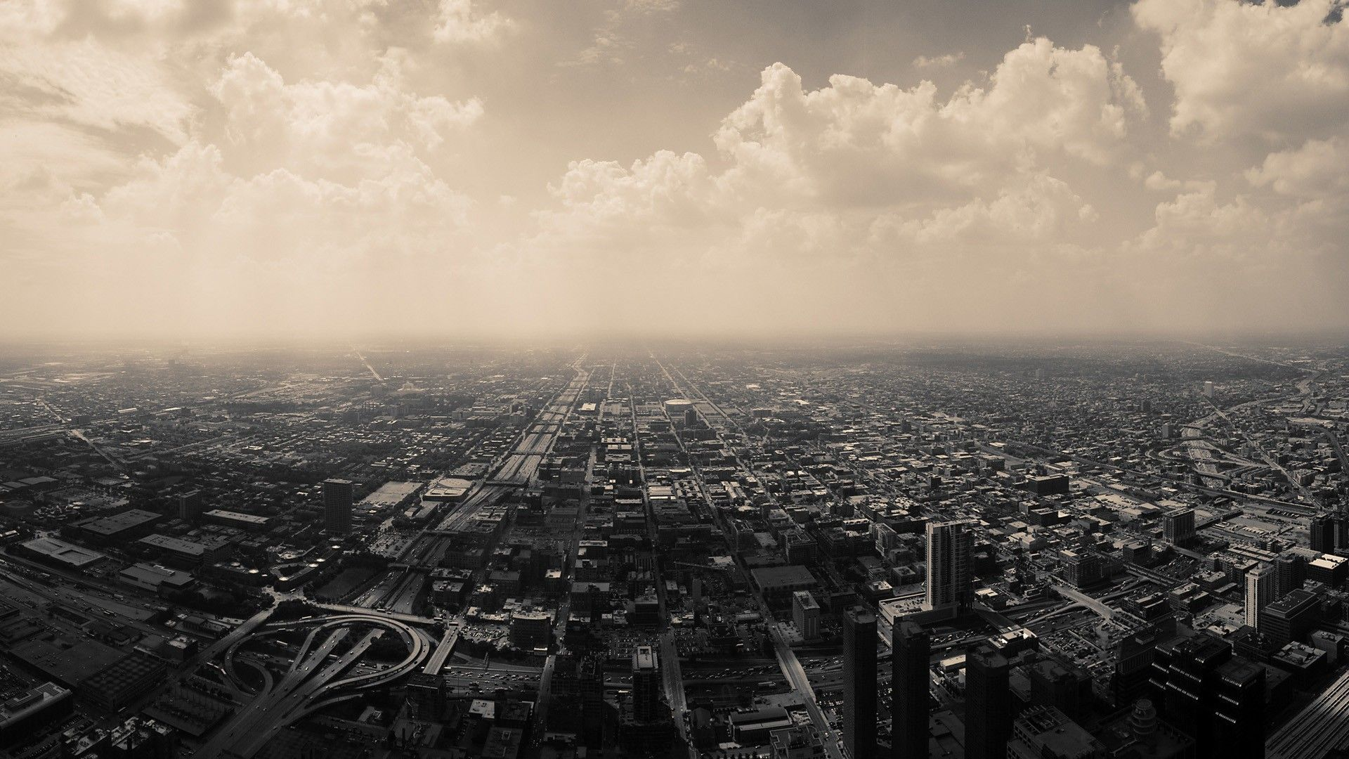 Grey HD Wallpapers Backgrounds Wallpaper Cityscape