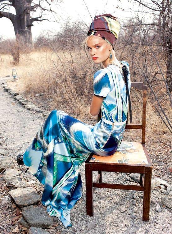 Katie Fogarty - Vogue Australia