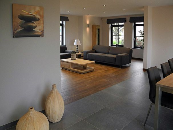 Notre maison du0027exposition de Nandrin - Maisons Baijot Sprl - Maison