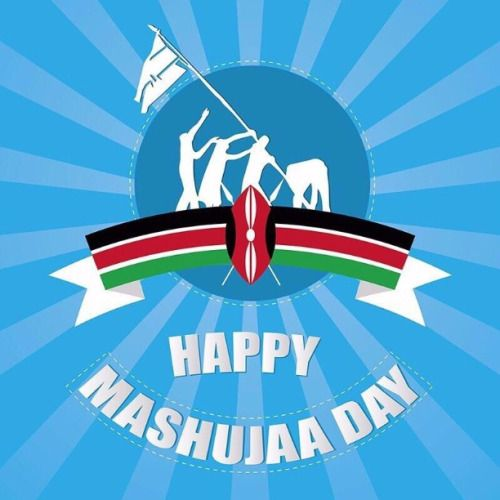 Wishing for Kenyan Happy Heros Days!!! From...