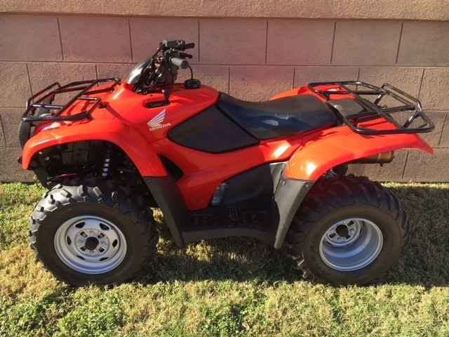 Used 2013 Honda Rancher 420 ES 4X4 ATVs For Sale in Texas. 2013 ...
