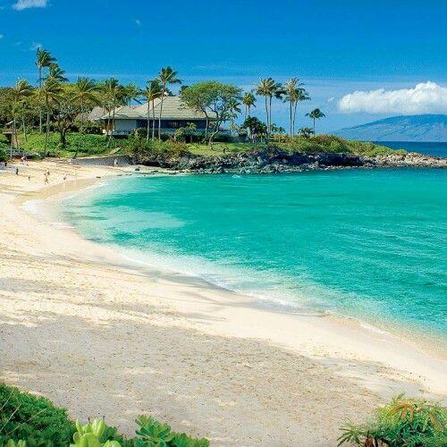 Kapalua beach, Maui