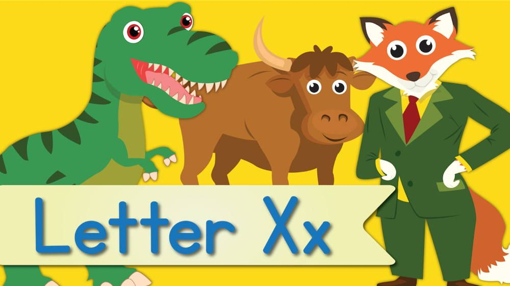 Letter X Song (Animated Music Video) (With images) Have