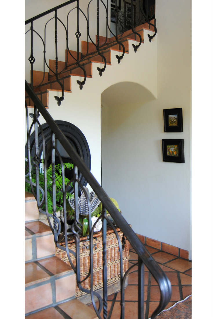 Spanish Revival Entry Rough Luxe Lifestyle Spanish Style Homes Spanish Revival Home Spanish Style