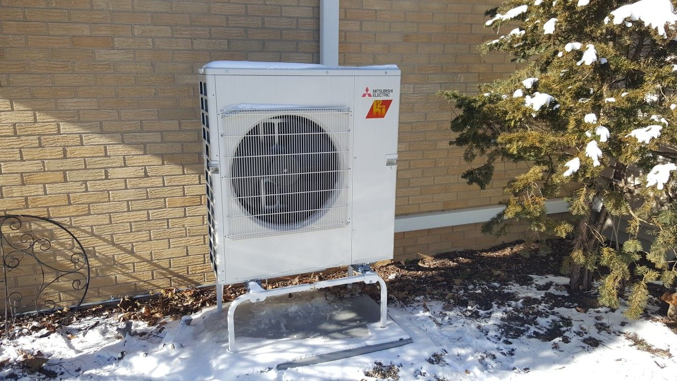 Ductless Heating And Air Conditioning In Hoffman Estates Heating And Air Conditioning Ductless Ductless Heat Pump