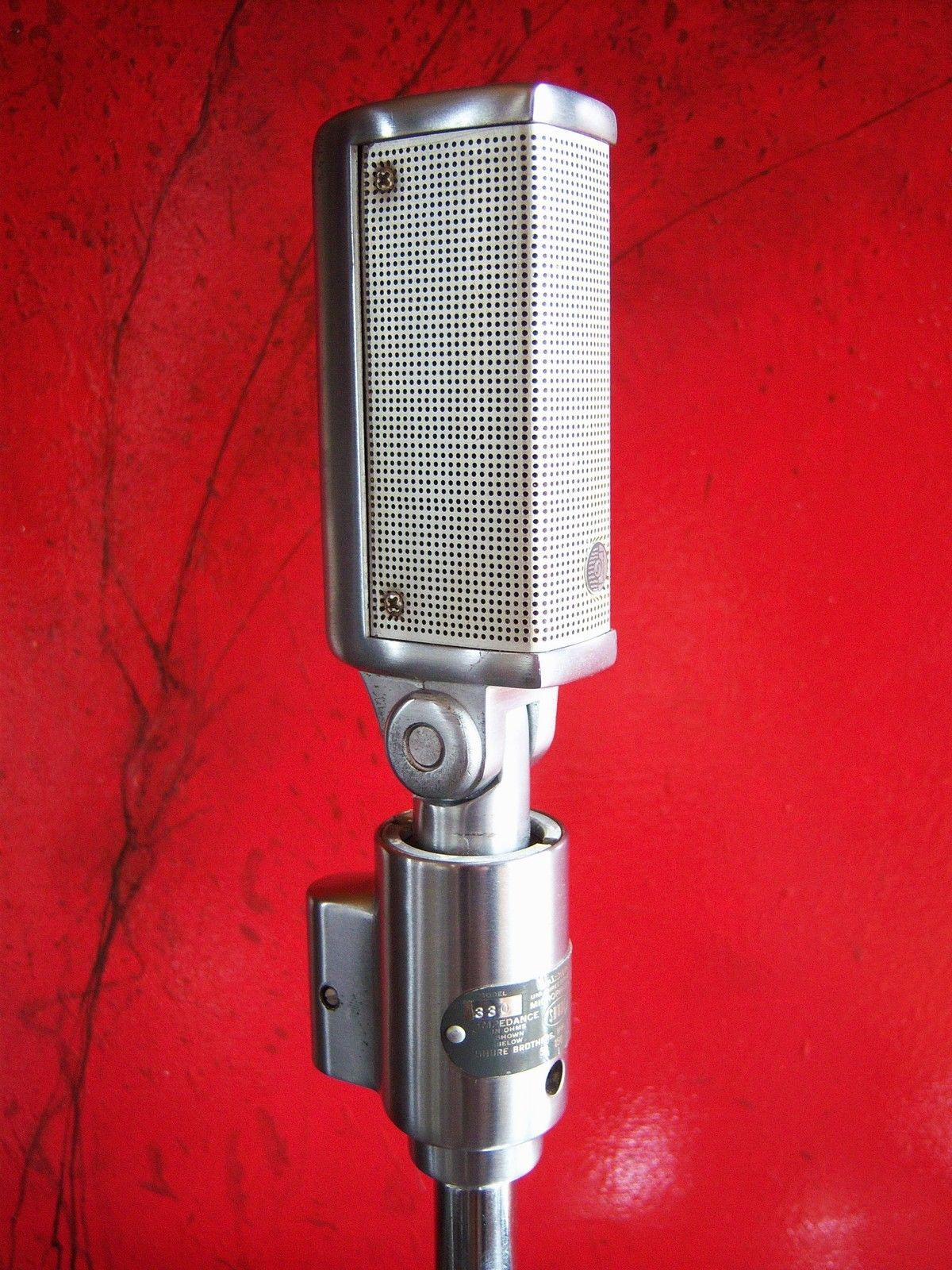 shure brothers microphones