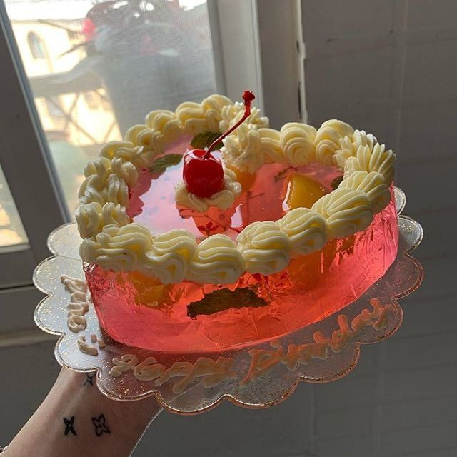 13 Stunning Jelly Cakes Inspired by Hermine's Mast