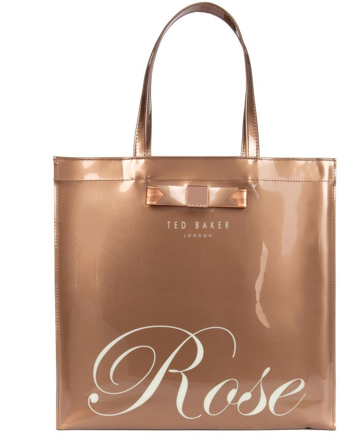 d220b7008 Ted Baker Wordcon bow word icon bag on shopstyle.com.au