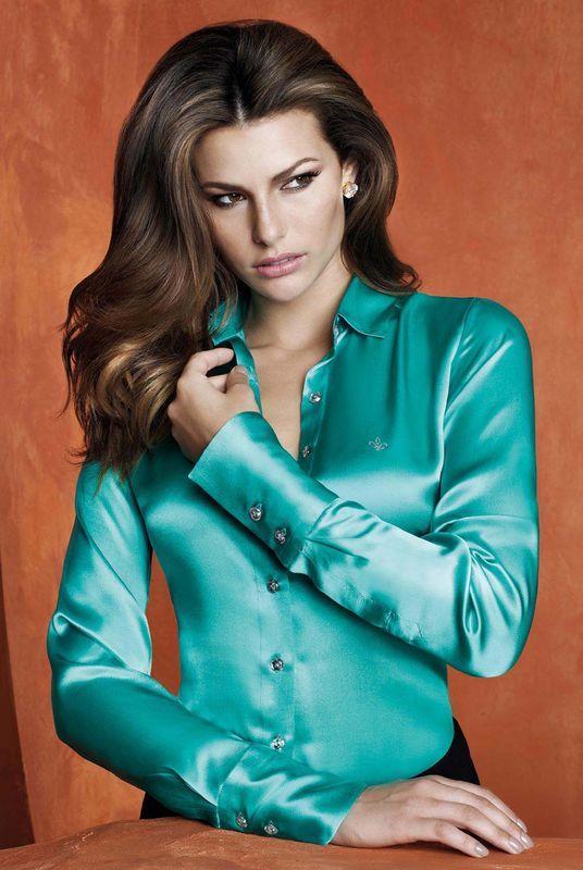 7bb4fd54b camisas dudalina feminina - Buscar con Google More