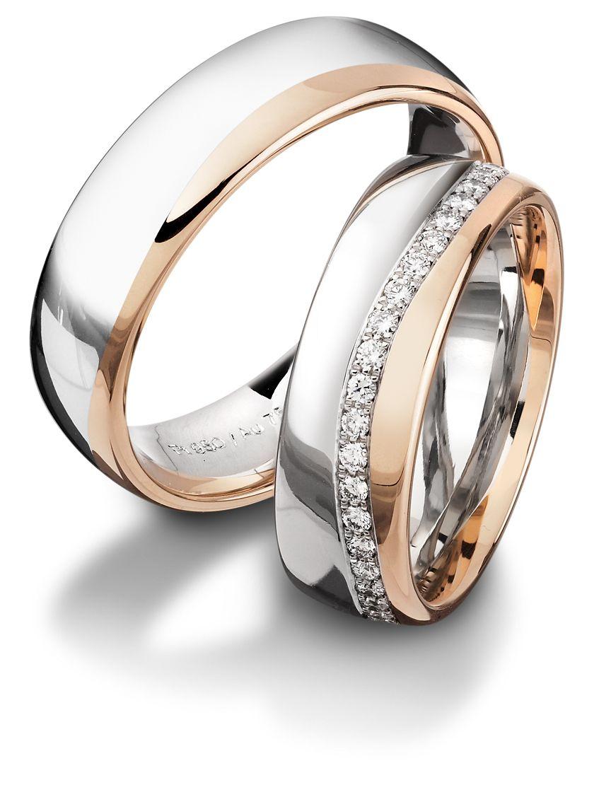 Pin auf Memoires Trauringe  memoires wedding rings