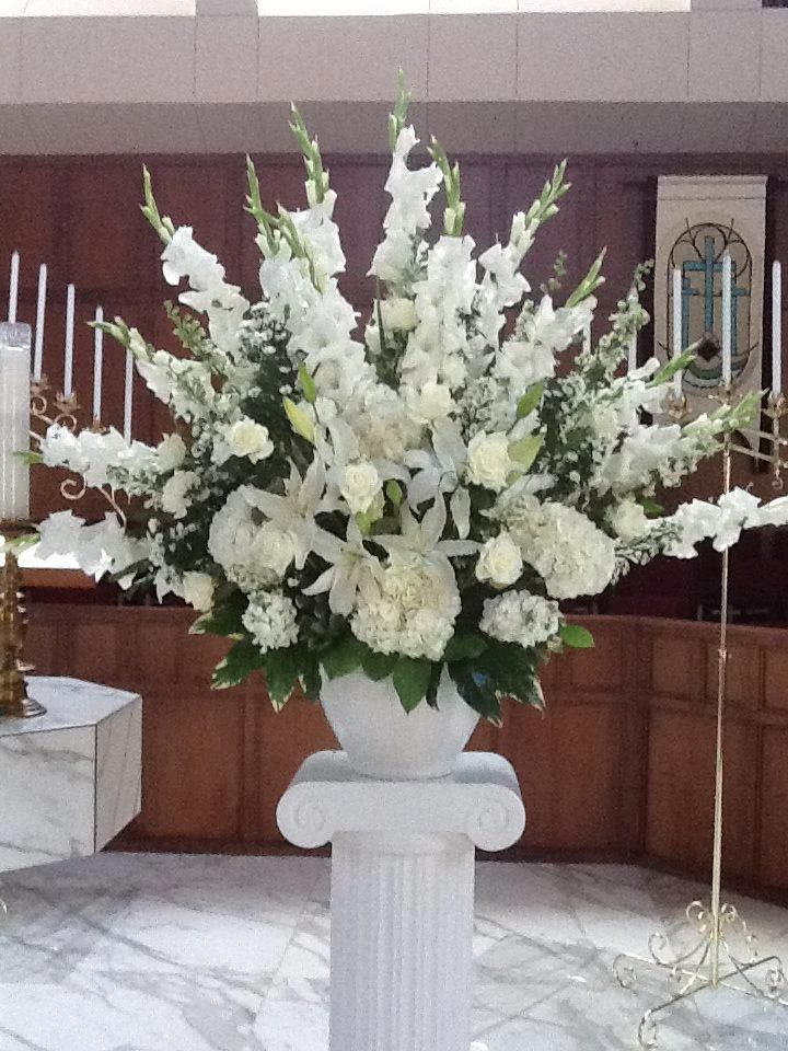 Creative Mothers Day Red Floral Arrangements