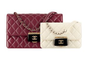 0c2f955dfbb0 Chanel Beauty Lock Flap Bag Reference Guide