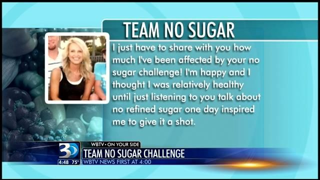 30 Day Challenge - WBTV 3 News, Weather, Sports, and Traffic