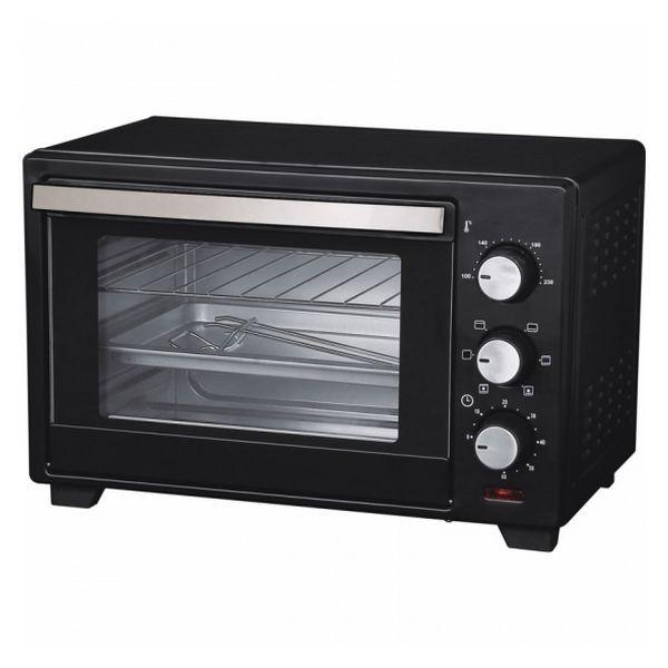 Mini Forno Elettrico COMELEC HO2504C 1600W Nero | Cucina