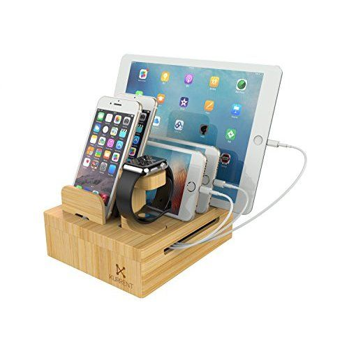 GUS 4Port USB Cell Phone Charging Station Universal Charging