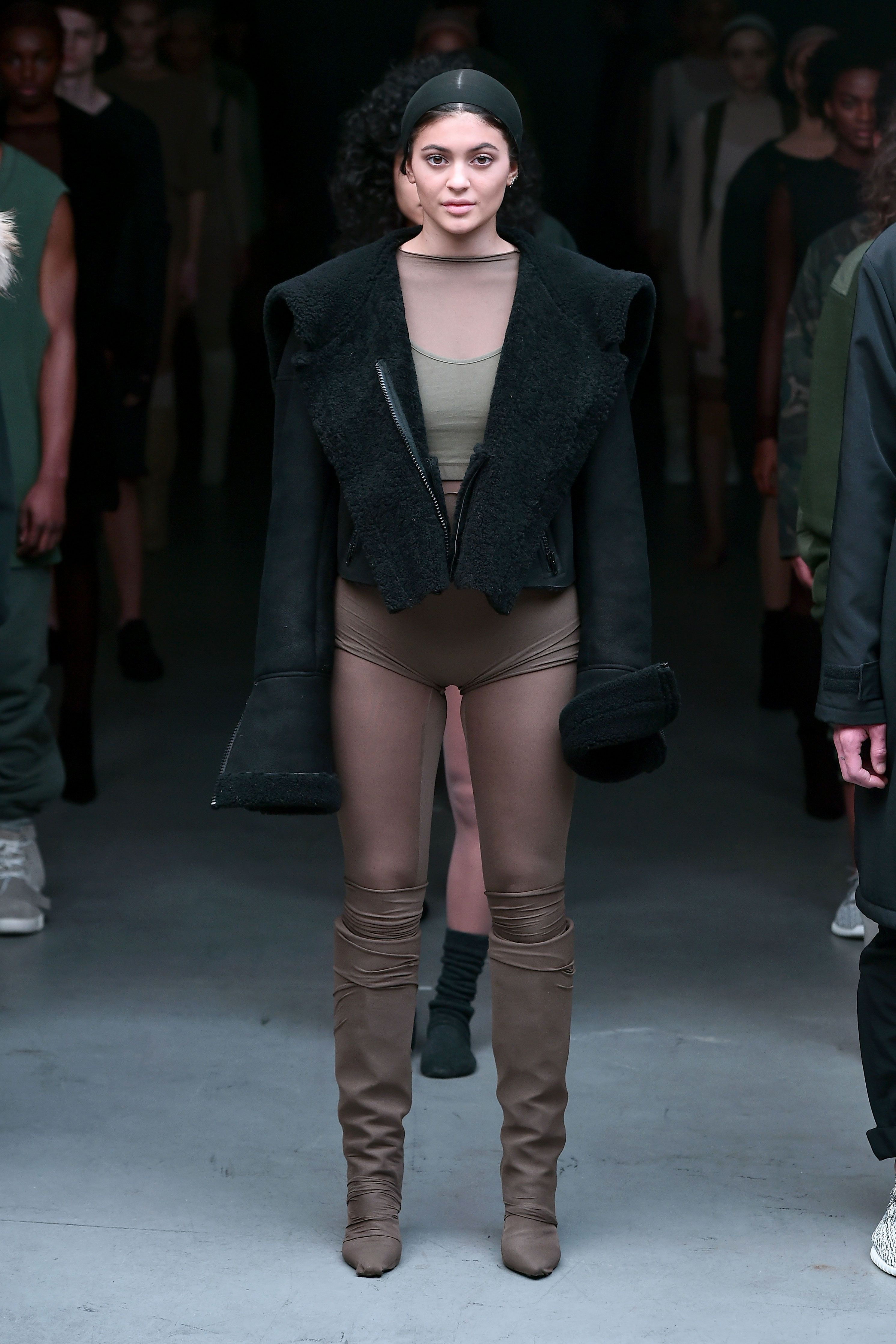 Celebrities Doing Things Yeezy Fashion Show Fashion Ny Fashion Week