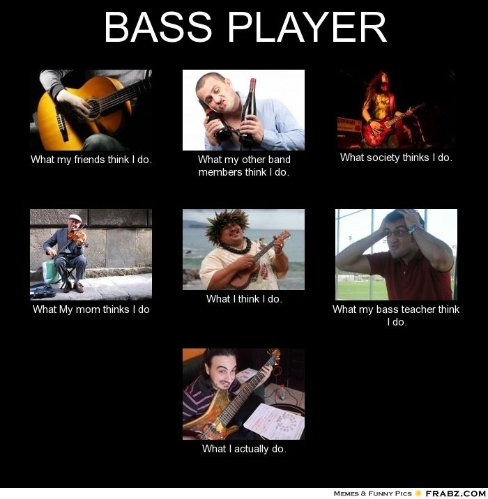 These Bass Guitar Memes Are Getting Worse Www Bassguitarlife Com
