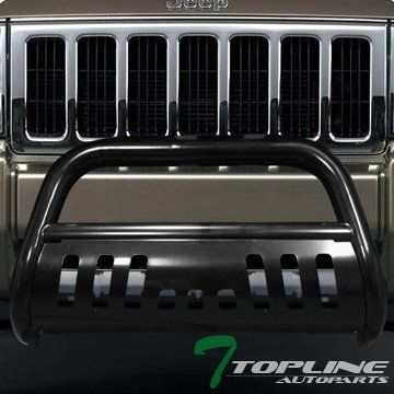 Bumper Grille for Jeep Grand Cherokee 06-10 Front Lower Black SRT8 Model