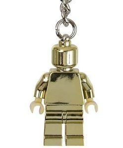 Brand New! Shark Man Custom Lego Keychain