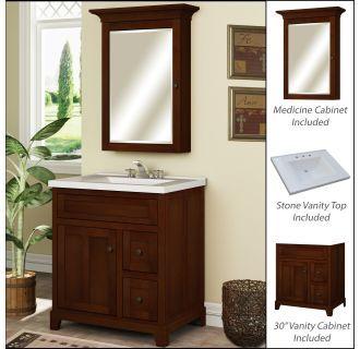 "View The Miseno Mvgh30Com 30"" Bathroom Vanity Set  Cabinet Stone Cool 30 Bathroom Vanity With Drawers Review"