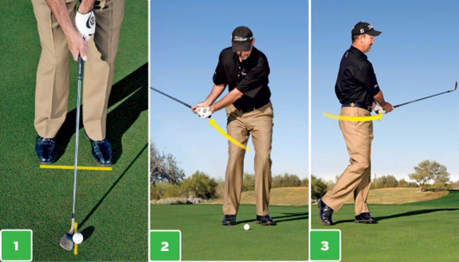 Golf tips pulling shots left golftipschipping