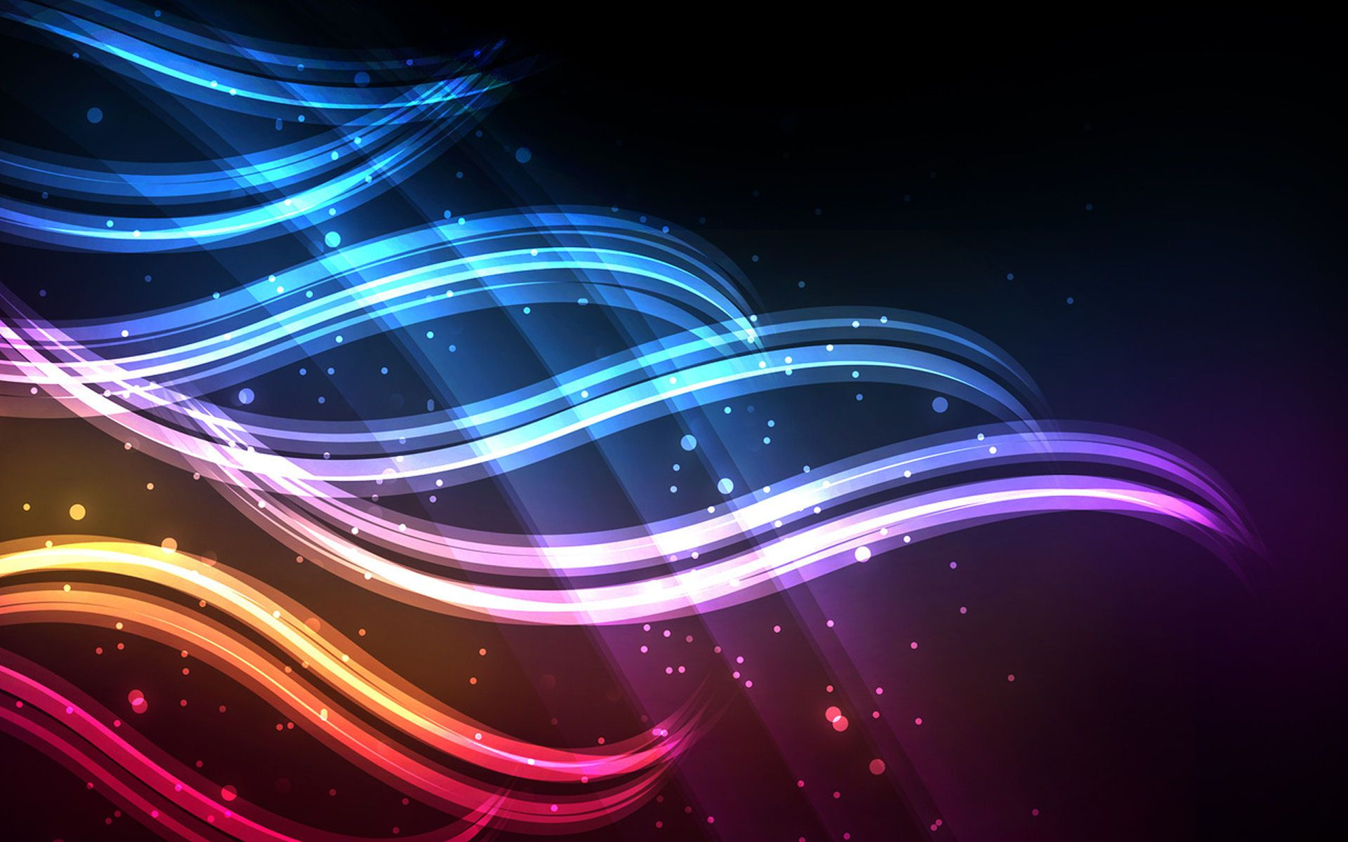 Pin By Emily Yvonne On Scrapbook Light Energy Abstract Wallpaper Colorful Backgrounds Waves Wallpaper Hd wallpaper abstract neon fractal waves