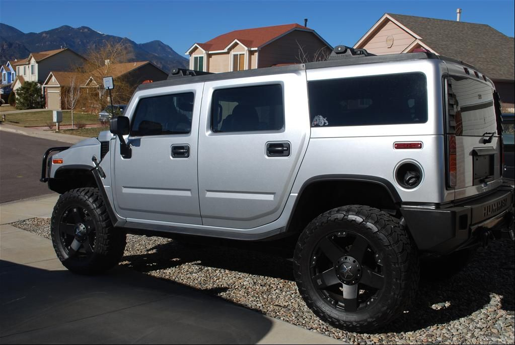 "Image detail for 2004 Hummer H2 ""The General"" Colorado"