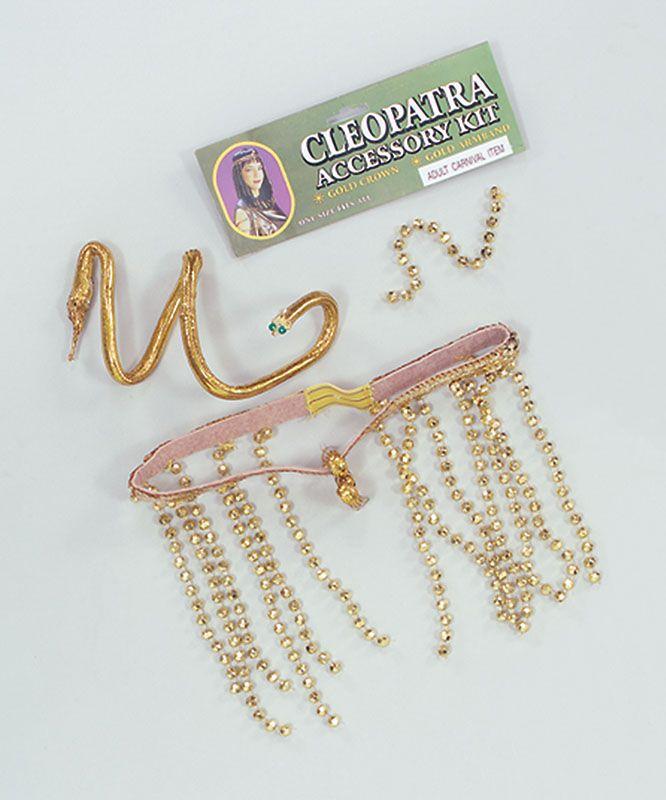 Cleopatra Gold Accessory Kit