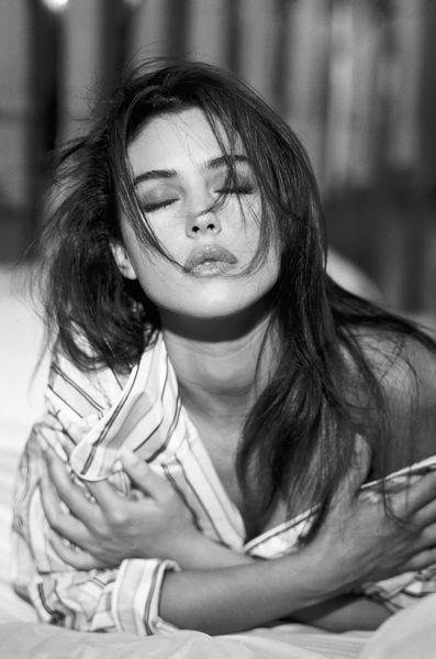 Photo of Attractive Match : Monica Bellucci, l'italienne incendiaire – #Bellucci #incendi…