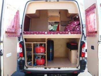 renault master campervan angloinfo pays de la loire. Black Bedroom Furniture Sets. Home Design Ideas
