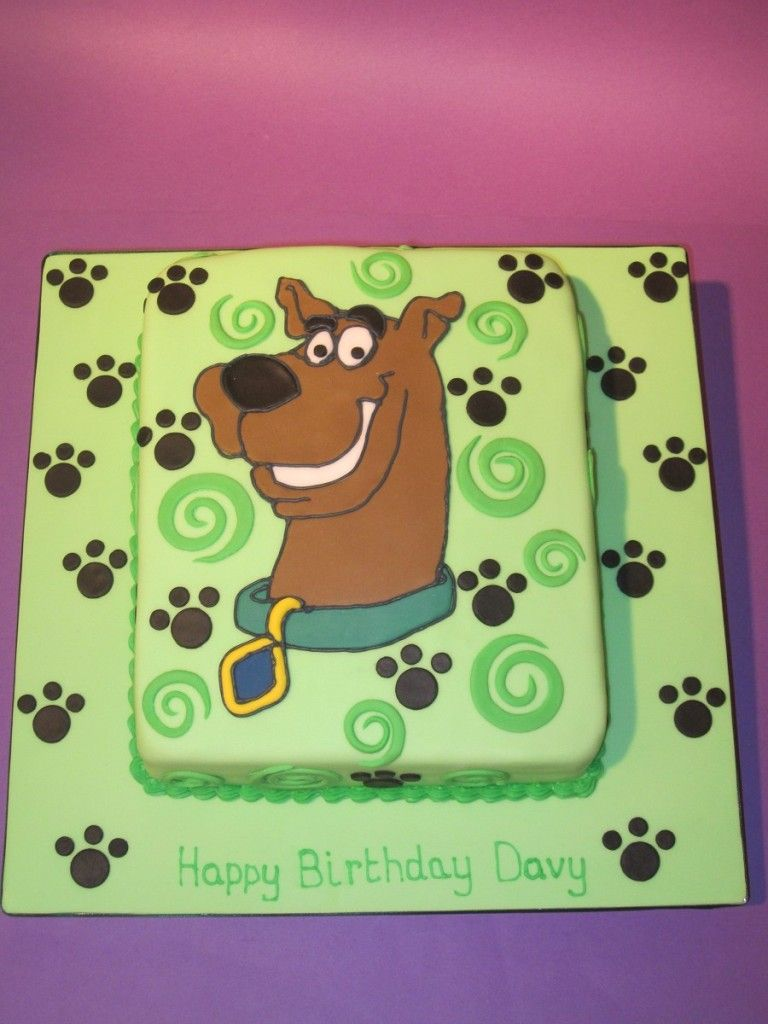 Kids Scooby Doo Birthday Cake PartyOld cartoonsThe Archies
