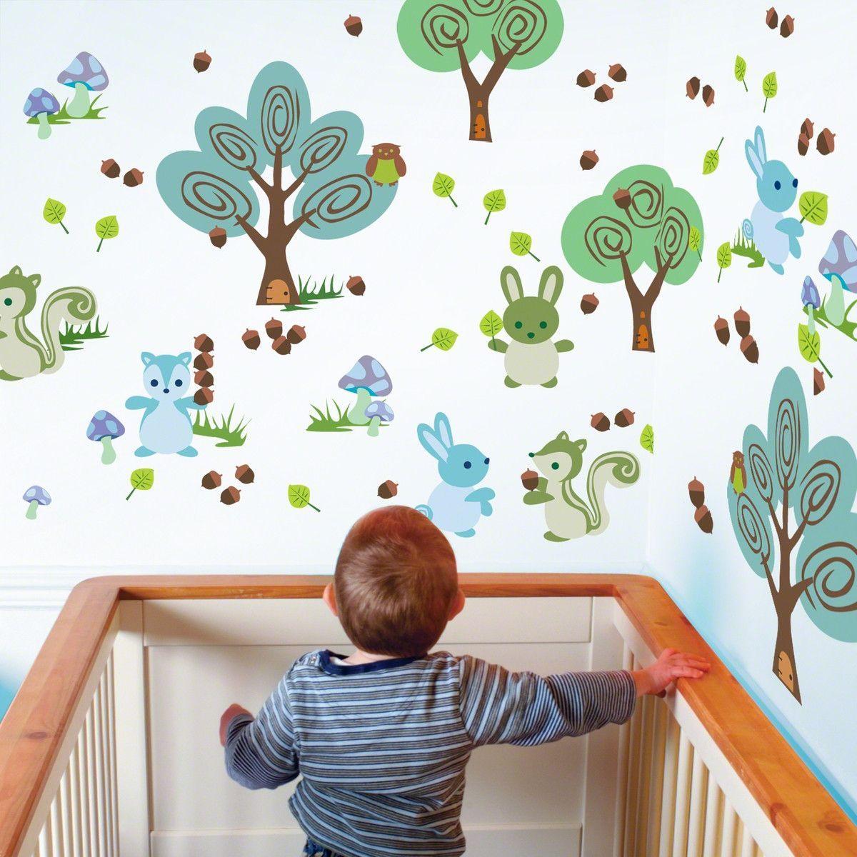 nursery prints Nursery Wall Art Forest Mushroom House nursery print nursery wall decor nursery decor nursery art nursery wall decal