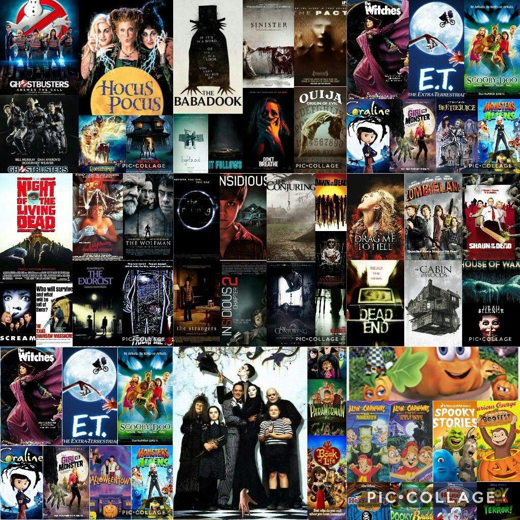 Halloween Movies Halloween 2019 Halloween 2017 Family Movie List And Parents Only List Halloween Movies Halloween Movies Kids Best Halloween Movies