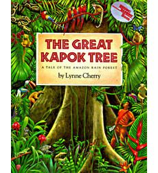 The Great Kapok Tree - One day, a man exhausts himself
