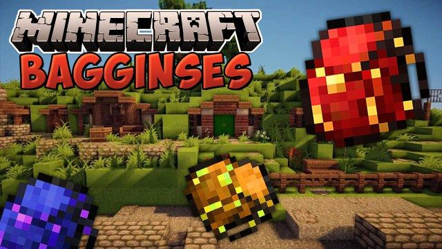 Bagginses Mod For Minecraft 1 9 1 8 9 1 7 10 Minecraft Mods