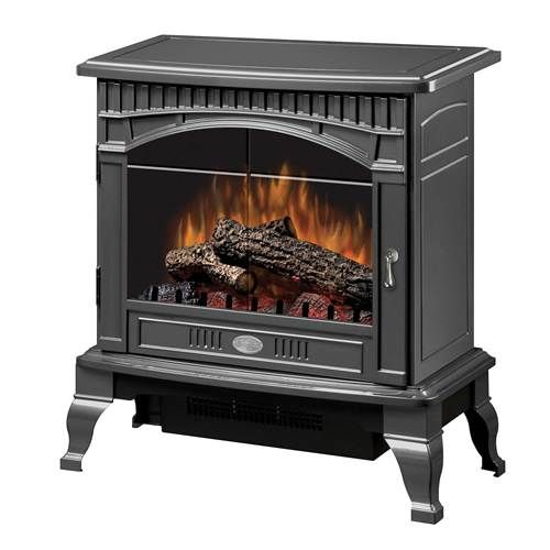 Dimplex Lincoln Traditional Electric Stove Fireplace Ds5629gp Electric Wood Stove Electric Stove Heaters Stove Heater