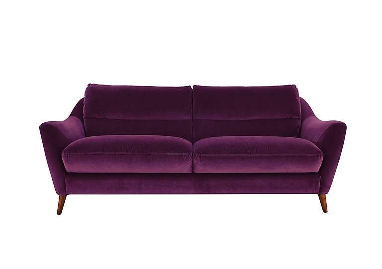 Remy 2 Seater Fabric Sofa Furniture Village