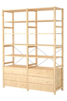 Pin By Charles Graves On Garage Ideas Ikea Shelves Storage