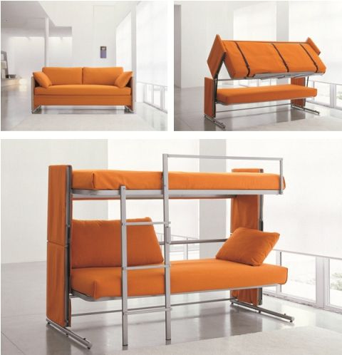 A Full Functional Bed For Multipurpose Design