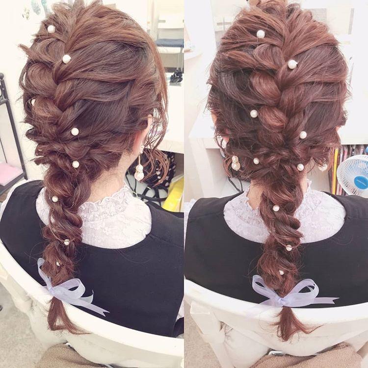 Hairmakemimiさんはinstagramを利用しています イベントヘアメ
