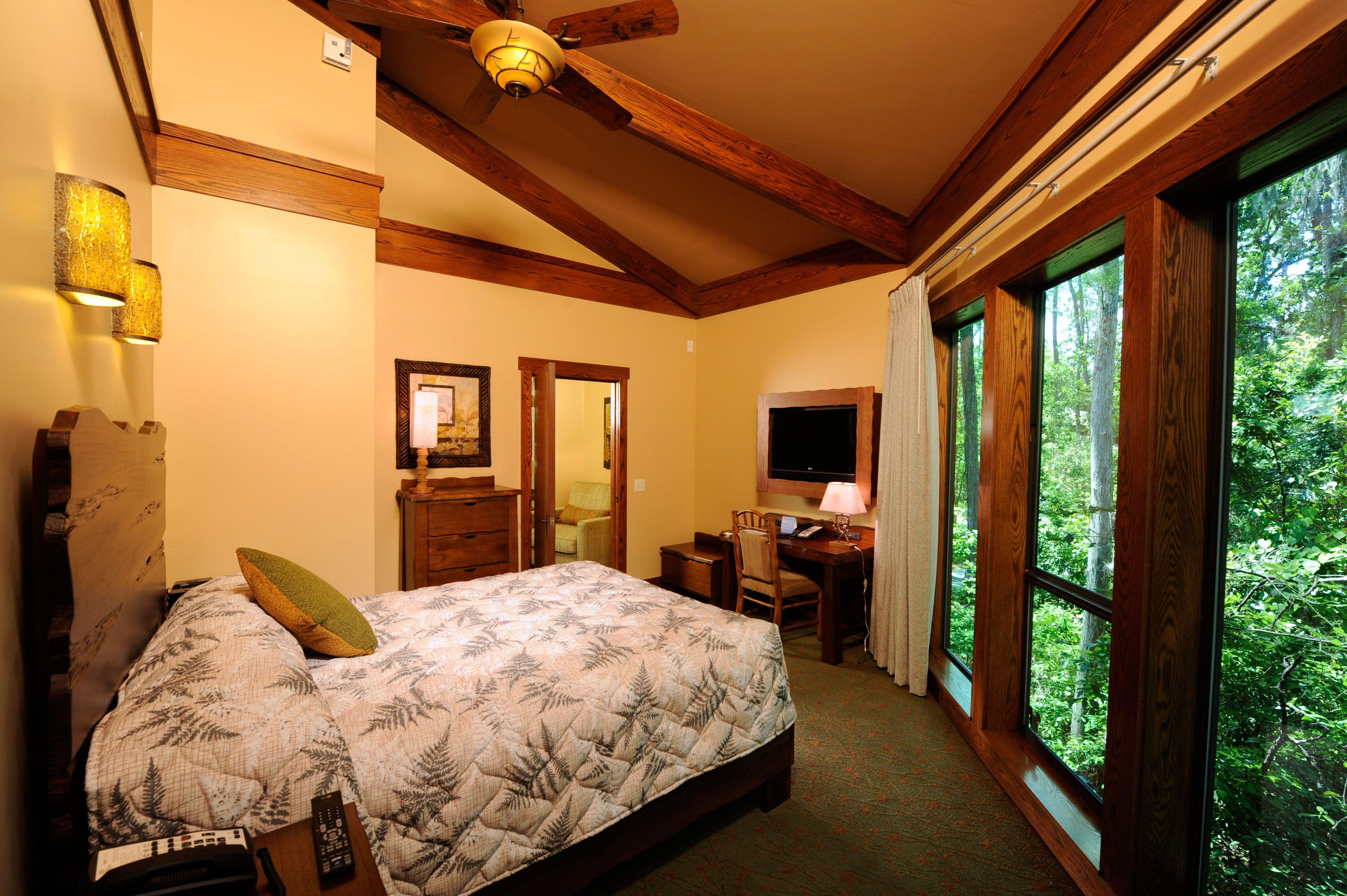 Rooms: Disney Resort Hotels, Disney's Saratoga Springs Resort
