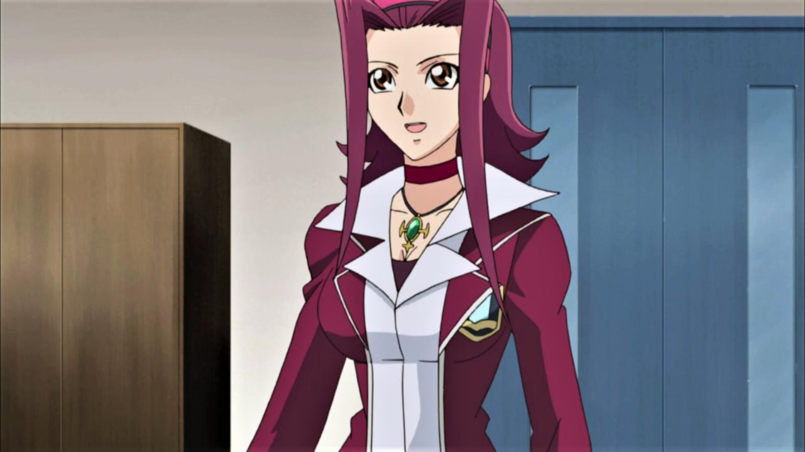 Izayoi Aki (Akiza Izinski) - Yu-Gi-Oh! 5Ds - Image