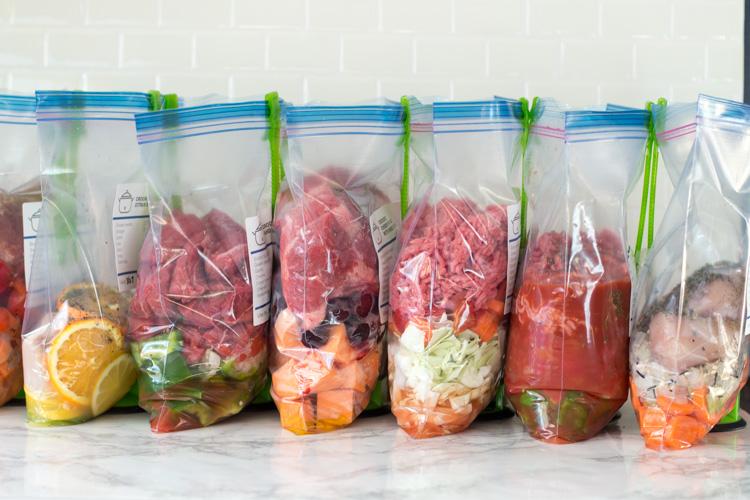 11 Gluten-Free Dairy-Free Crockpot Freezer Meal Prep Sessions