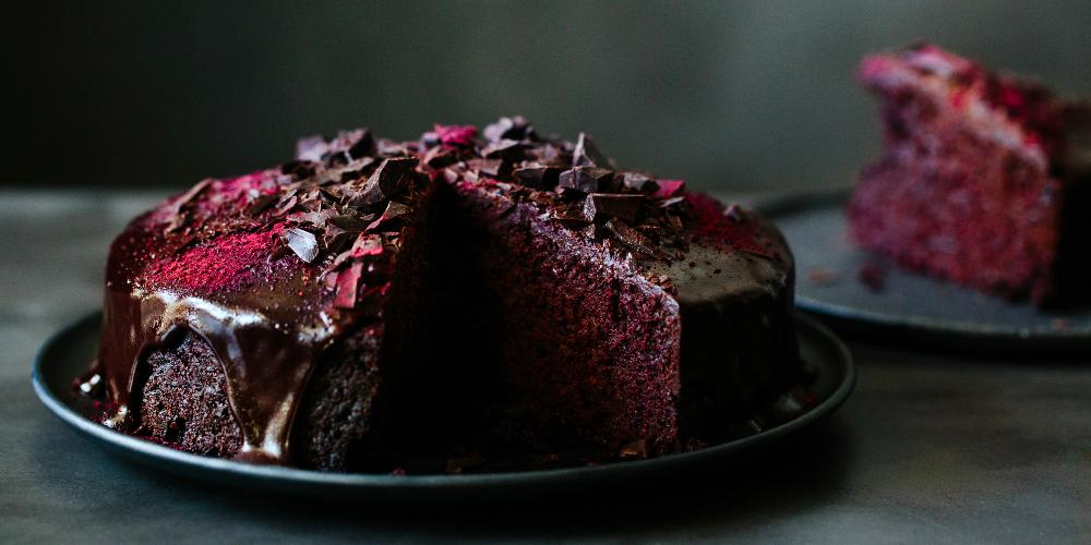 Rote Bete Schoko Kuchen Rote Beete Schokoladenkuchen Schokoladen Rezepte Und Lebensmittel Essen