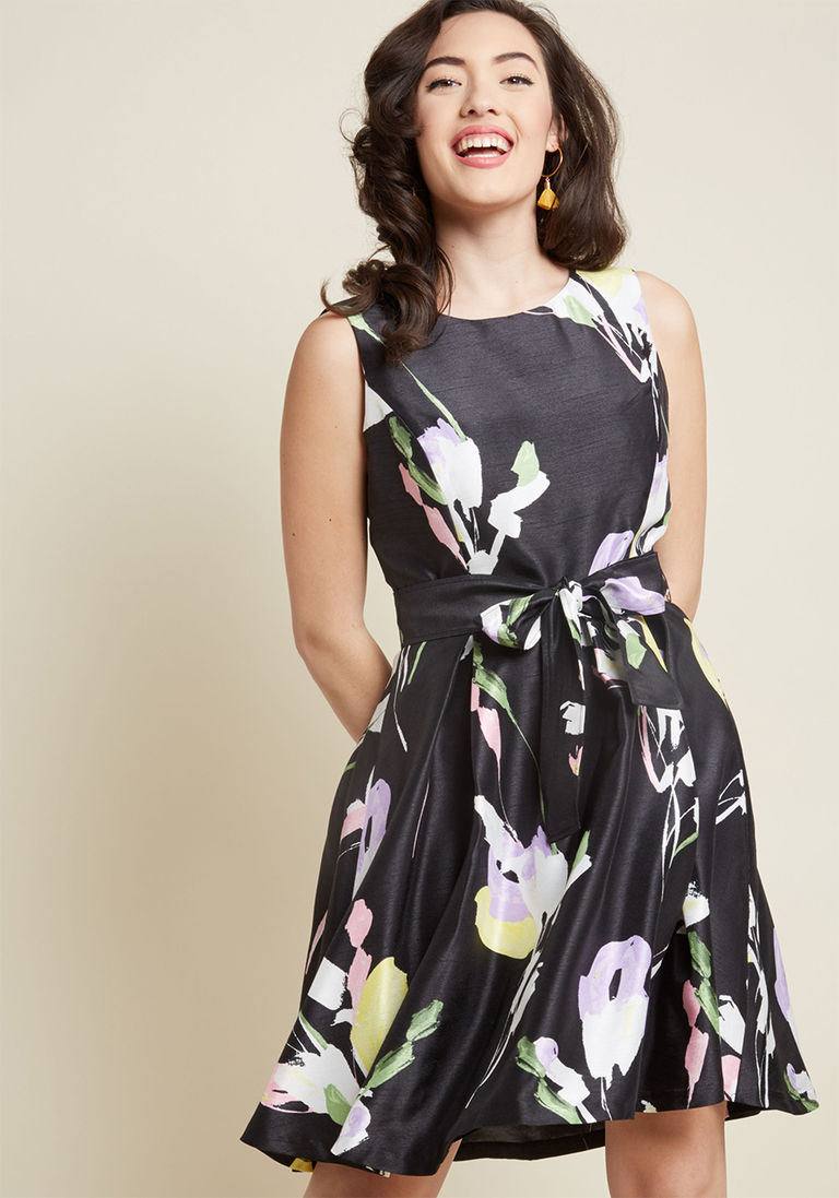 Fit and flare dress wedding  Undeniably Timeless Fit and Flare Dress  Products  Pinterest