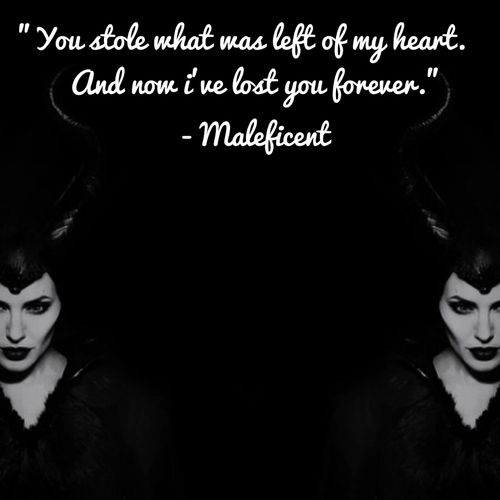 These Classic Disney Quote Tattoos Will Make You Feel All: Maleficent Quotes - Google Search