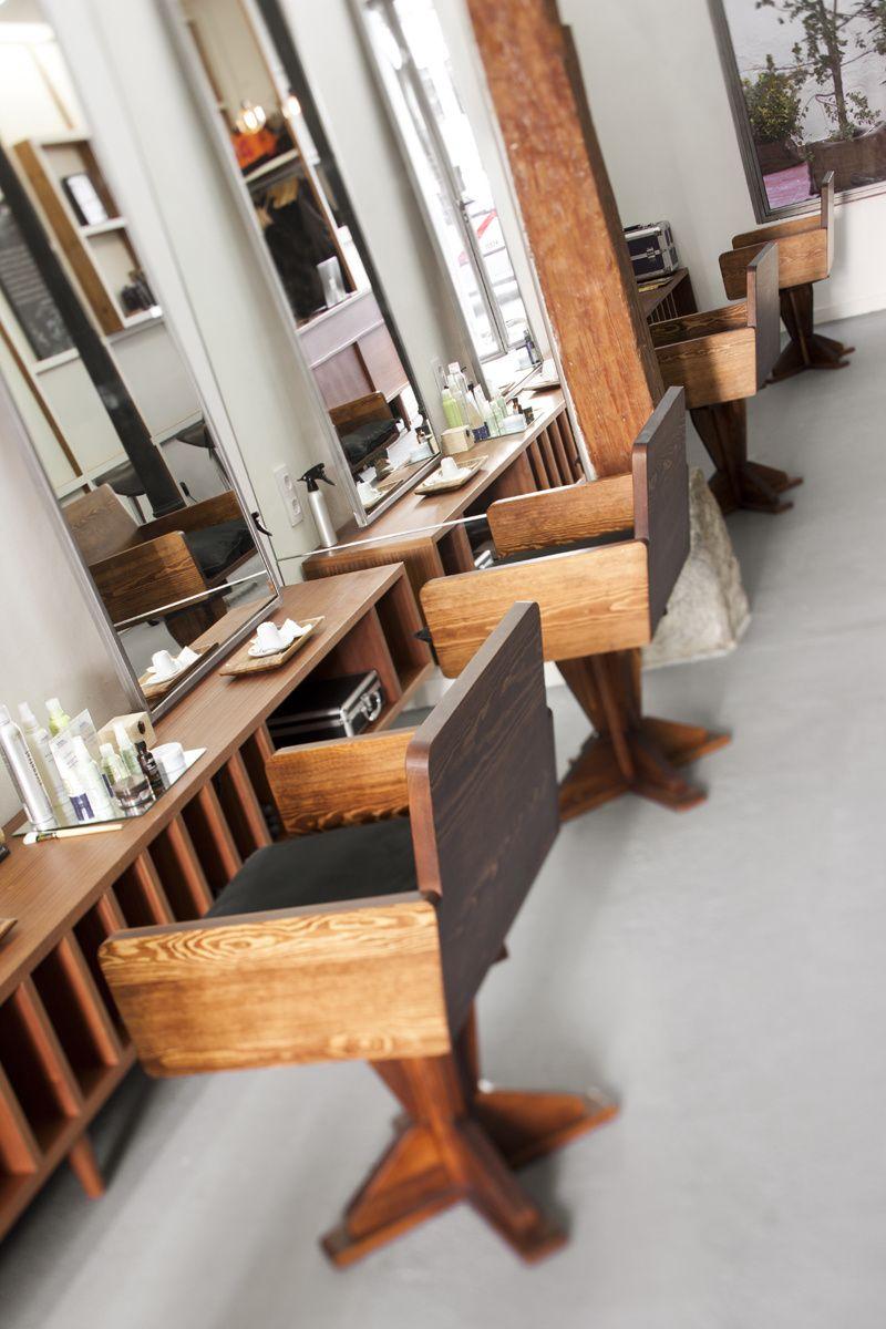 Los sillones de corte tambi n son un dise o del estudio a for Sillones salon diseno