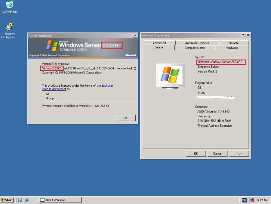 Windows Server 2003 R2 Standard Edition Iso